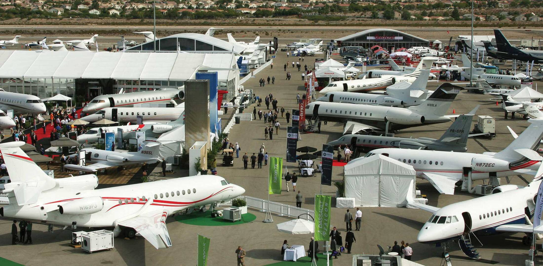 NBAA in Las Vegas is next week