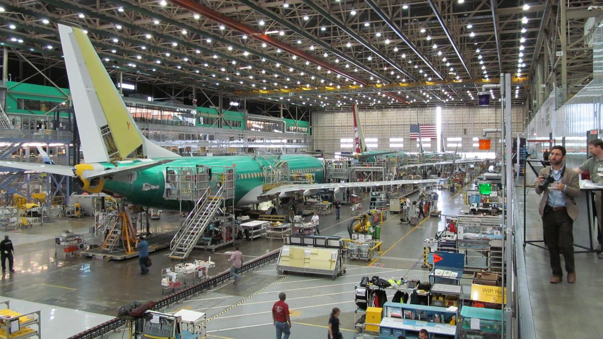 Seattle European – American Air Forum, few words from Frederic Malleret